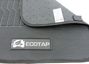 Base Pinada, Velcro e Etiqueta de composição.